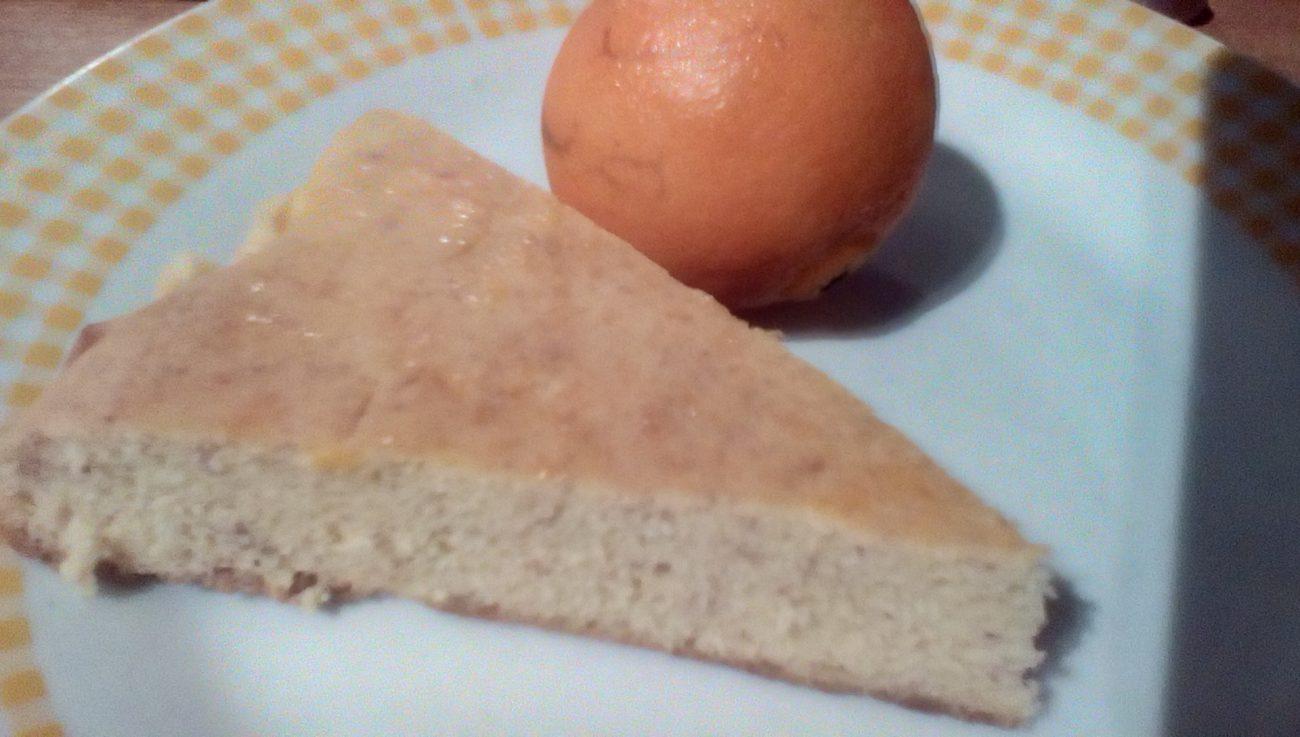 Kolač od mandarine i badema
