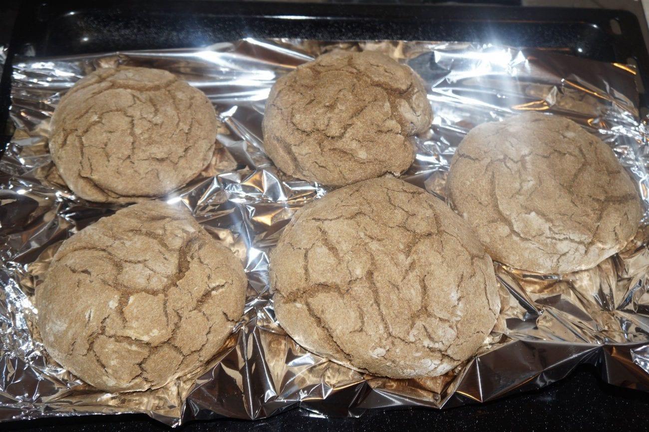 Kruh od kestenovog brašna