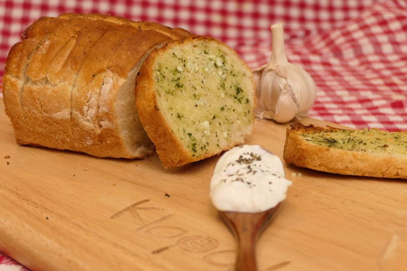Kako kupovni kruh pretvoriti u domaću deliciju