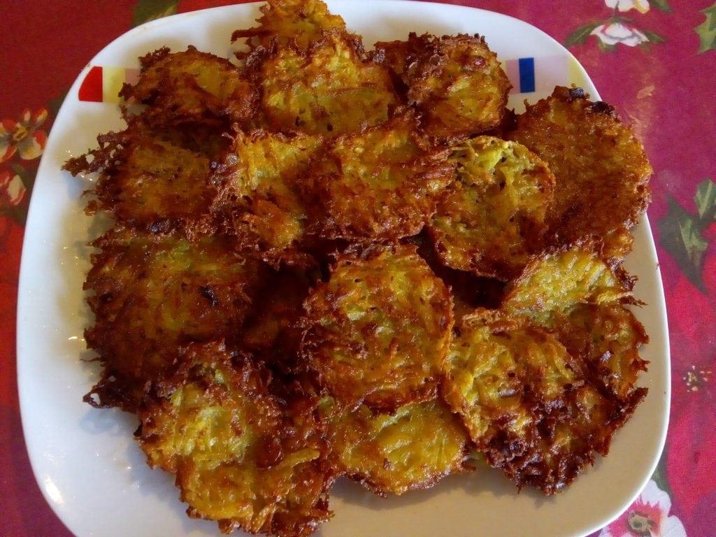 Pikantni popečci od krumpira