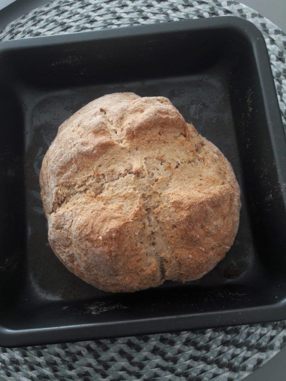 Kruh gotov za pola sata